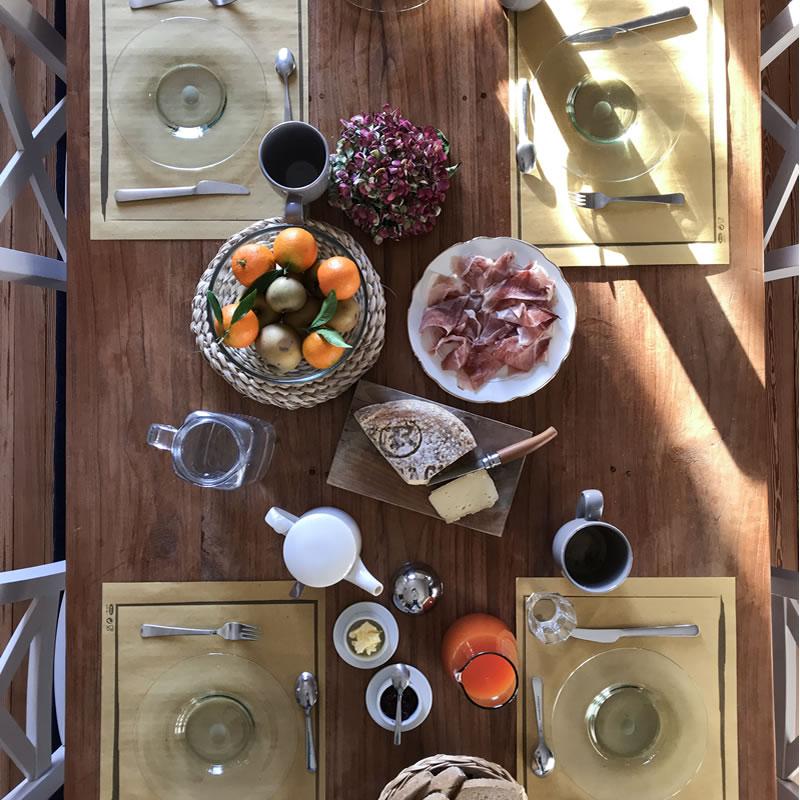 colazione bb