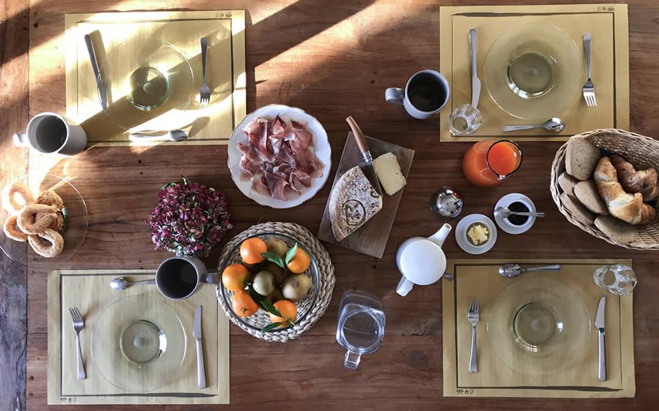 colazione B&B