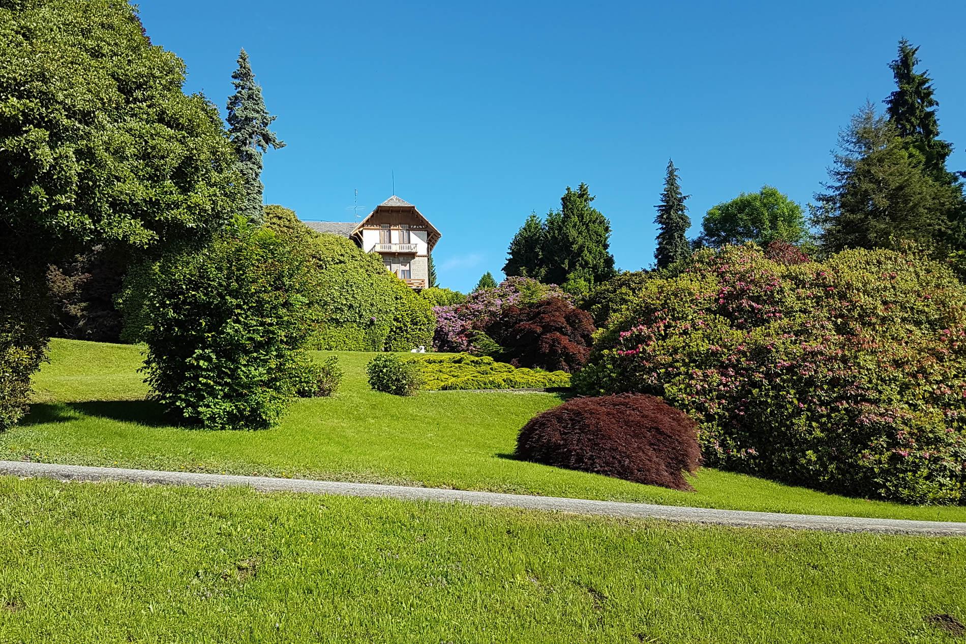 Parco Villa Tavallini B&B